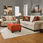 Corinthian Soho Sofa Group 1198.00
