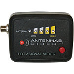Antennas Direct ClearStream™ HDTV Signal Meter