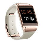 Samsung Rose Gold Galaxy Gear™ Smartwatch for Samsung Galaxy Note 3 299.00