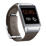 Samsung Mocha Gray Galaxy Gear™ Smartwatch 299.00