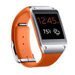 Samsung Wild Orange Galaxy Gear™ Smartwatch 299.00