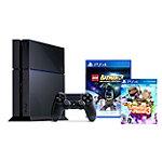Sony PlayStation®4 500GB System with Little Big Planet 3 and Batman 3: Beyond Gotham 399.99