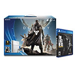 Sony PlayStation®4 500GB System with Destiny Game and The Last One of Us Game 499.99