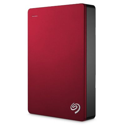 Seagate Backup Plus 4TB Red Portable Hard Drive