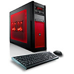 CybertronPC Red Steel-9600 Gaming PC with Intel Core i7-6700K Processor
