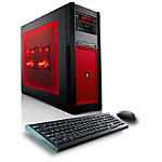 CybertronPC Red Steel-FuryX Gaming PC with Intel Core i7-5930k Processor