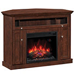 Bell'O Stand for TVs Up to 50' or 65lbs. with 23' Classic Flame Firebox