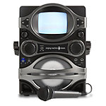 Singing Machine CD+G Plug & Play Karaoke System