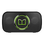 Monster Cable Black/Neon Green SuperStar Wireless Bluetooth Speaker Speakerphone