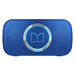 Monster Cable Neon Blue SuperStar Wireless Bluetooth Speaker Speakerphone