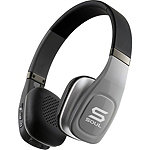 Soul Silver Volt Pro Hi-Definition On-Ear Headphones with In-Line Remote and Microphone 149.99