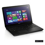 Sony Touchscreen Laptop with Intel® Core™ i3-3227U Processor 729.99