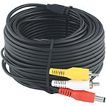 Swann 60 Ft. RCA A/V Extension Cable for Security Cameras