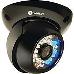 Swann Flashing Dome Security Camera with Built-In Motion Detection