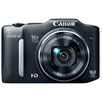 Canon PowerShot 16 MP Camera with 16x Optical Zoom, 3' LCD 169.99