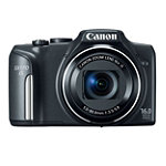 Canon PowerShot 16 Megapixel Camera with 16x Optical Zoom
