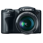 Canon PowerShot 16 Megapixel Camera with 30x Optical Zoom, 3
