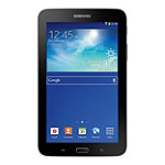 Samsung 8GB 7' Black Android 4.2 Jelly Bean Tab 3