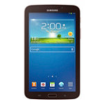Samsung 8GB 7' Gold Brown Android Jelly Bean Galaxy 7.0 Tab 3 No price available.