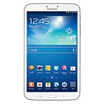 Samsung 16GB 8' White Android Jelly Bean Galaxy 8.0 Tab 3 No price available.