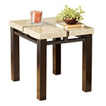 Home Solutions End Table No price available.