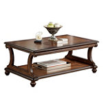 Home Solutions Rectangle Cocktail Table No price available.