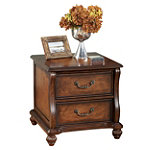 Home Solutions Rectangle End Table No price available.