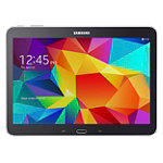 Samsung 16GB 10.1' Black Android 4.4 KitKat Galaxy Tab 4 299.99