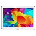 Samsung 16GB 10.1' White Android 4.4 KitKat Galaxy Tab 4 299.99