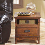 Home Solutions Cross Island Rectangular End Table 399.00