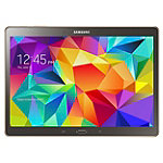 Samsung 16GB 10.5' Bronze Android™ 4.4 KitKat Galaxy Tab S No price available.