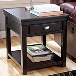 Home Solutions Rectangular End Table 299.00