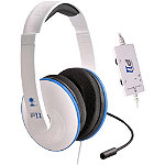Turtle Beach White Ear Force® P11 Amplified Stereo Gaming Headset for PS3® 59.95