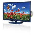 GPX 32' 720p DLED LED TV/DVD Player Combo