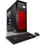 CybertronPC Titanium X99 Gaming PC with Liquid-Cooled Intel Core i7-5820K, NVIDIA GeForce GTX Titan X 12GB GC, 16GB DDR4 Memory