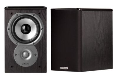 Polk Audio 2-Way Bookshelf Speaker (2 in Box; Price for Each)