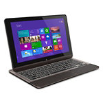 Toshiba Satellite Touchscreen Convertible Laptop/Tablet with Intel® Core™ i5-3337U Processor