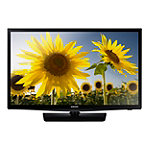Samsung 24' 720p LED HDTV No price available.