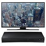 Samsung 40' 4K Ultra HD Smart TV with FREE Wi-Fi Smart Blu-ray Player