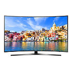 Samsung 43' Curved 4K Ultra HD Smart TV