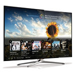 Samsung 55' 3D 1080p 240Hz LED Smart HDTV 1597.99