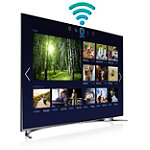 Samsung 55' 3D 1080p 240Hz LED Smart HDTV No price available.