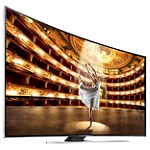 Samsung 55' 3D Curved UHD 4K Smart HDTV