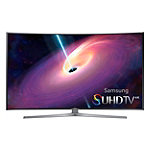 Samsung 55' Curved 4K SUHD 3D Smart TV