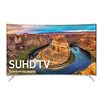Samsung 55' Curved 4K SUHD Smart TV