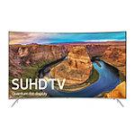 Samsung 55' Curved 4K SUHD Smart TV