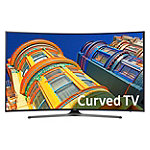 Samsung 55' Curved 4K Ultra HD Smart TV