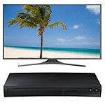 Samsung 60' 4K SUHD Smart TV with FREE Wi-Fi Smart Blu-ray Player
