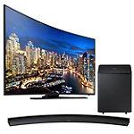 Samsung 65' Curved 4K Ultra HD Smart TV with Curved Soundbar 2697.99
