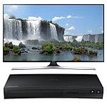 Samsung 65' 1080p Smart HDTV with FREE Wi-Fi Smart Blu-ray Player